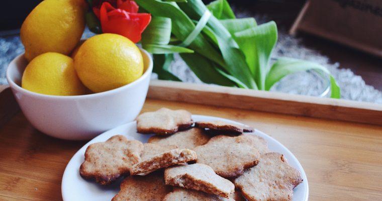 Веган лимонови бисквитки