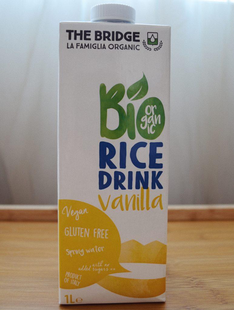кутия оризово мляко с ванилия