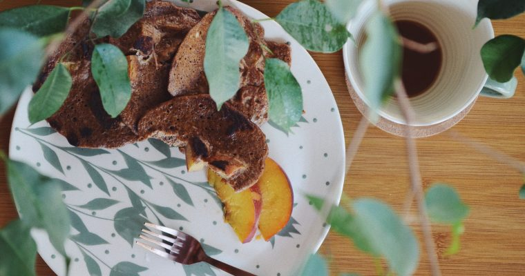 Палачинки с праскова