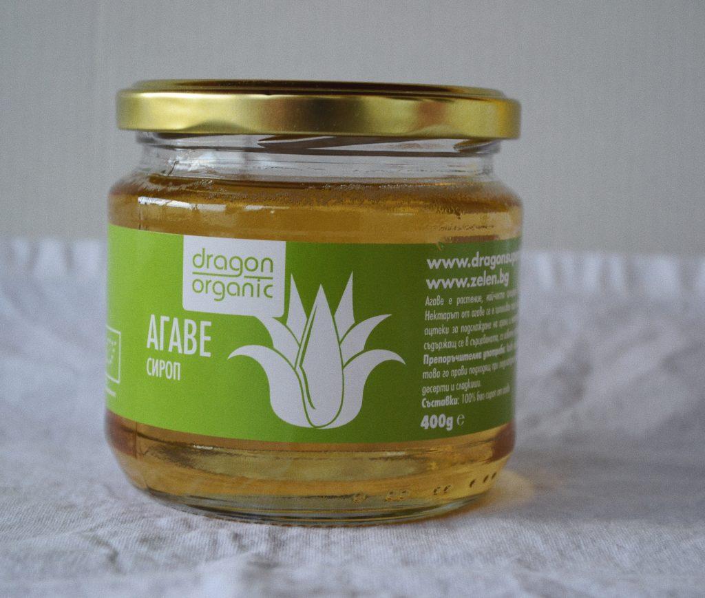 буркан с агаве
