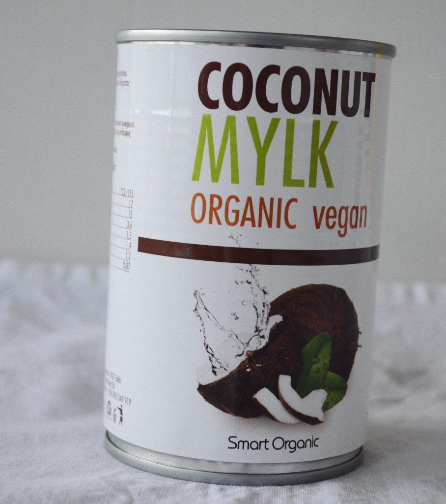 кенче кокосово мляко