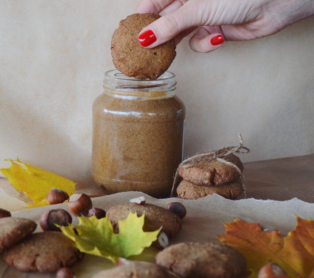 лешникови бисквити
