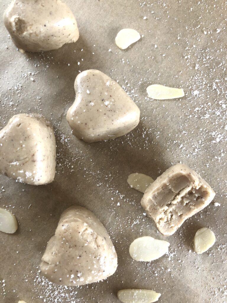 джинджифилови фъдж бонбони
